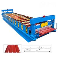 metal roof roll forming machine for sale thumbnail image