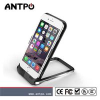 MFI external battery charger for phone case ultra slim charging case for iphone6