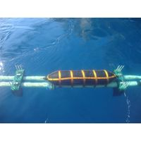 Rubber airbag for subsea cable installation