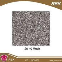 20-40mesh flexible petroleum coke to brake pads