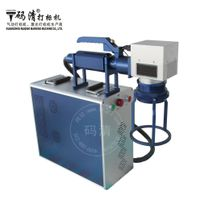Laser marking machine portable fiber laser benchtop and handheld