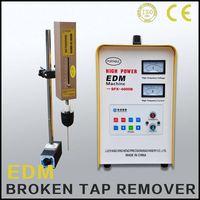 Portable edm broken tap remover