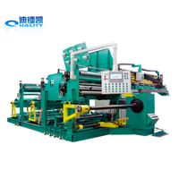 BRJ-800 foil winding machine transformer foil winding machine on sale aluminium foil winding machine