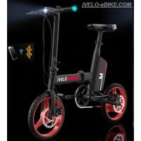 2018 new electric bike FitRider iVELO electric bicycle M1