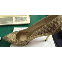 2015 New Style Fashion Snake Leather Shoes for Women