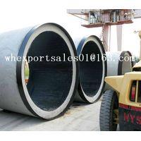 concrete pipe making machine