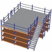Steel Structure Garret/Plateform thumbnail image