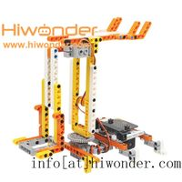 DaDa:bit Hiwonder DIY Building Blocks Kit with 200+ Structural Parts for Building Inventions thumbnail image