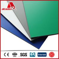 Ceiling Cladding Material PVDF Durable ACP