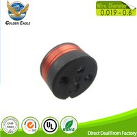 Wholesale the bobbin coil with copper wire with good quality