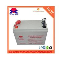 Good Quality Gel Battery Storage Battery Solar Battery 12V120Ah