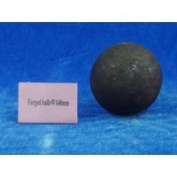 Forged grinding media ball 140mm
