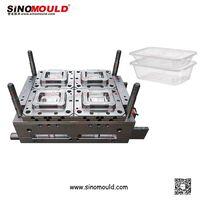 Thinwall Box Lid Mould