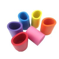 8 Colors Foam Can Holder