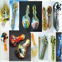Tobacco pipe smoking pipe glass pipe cigarette holder smoking tool chillums glass hand pipes