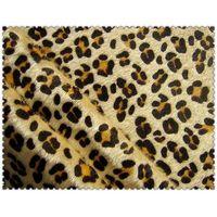2014 newest printed fleece fabric