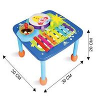 OEM for Boikido percussion table wood music toy