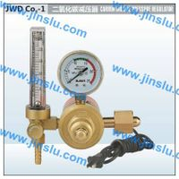 CO2 gas regulator