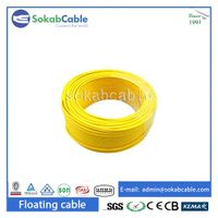 Heat resistanct electrical wire