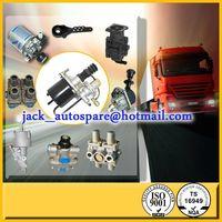 truck clutch servo