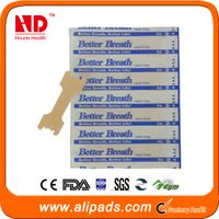 China supply OEM/ODM servcie supply 100% natural nasal strips