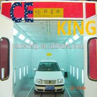 2015 China used car spray booth for sale