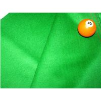 English pool table cloth