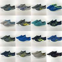 2016 Wholesale hot sale hollow out mesh comfort shoes for men