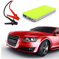 Ultraportable 66.6Wh Car Jump Starter Booster with LED SOS Flash Light Battery With Jumper Cables La