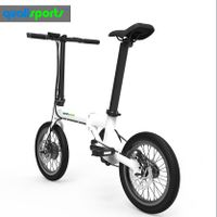 16 inch lady riding hidden battery 2018 new design best electric city bike 250w ebike