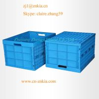 Plasticcollapsible storage egg boxes folded high quality decorative