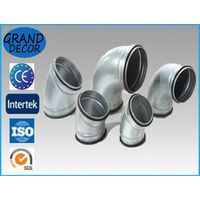 Galvanized steel duct