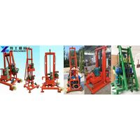 2020 YG Small Water Well Drilling Rig/Portable and Mobile Water Well Drilling Rig Price/Manufacturer thumbnail image