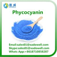 100% Natural Food Grade Phycocyanin Powder