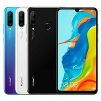 "wholesale Huawei P30 Lite DUAL SIM MAR-LX3A 128GB 4GB RAM 6.15"" (FACTORY UNLOCKED) GSM NEW"