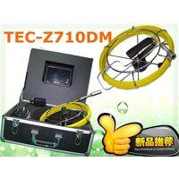 CCTV Underwater Video Pipe Inspection Camera System TEC-Z710DM thumbnail image