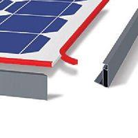 Aluminium frame solar panel with 3M VHB tape [New]
