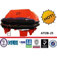 SOLAS approved Throw-overboard Inflatable Life raft