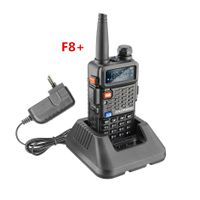 BF-F8+ vhf uhf fm transceiver IP54 with 2100mAh battery