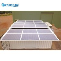 Solar powered refrigerated container cold storage room thumbnail image