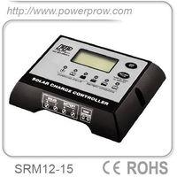 PWM Digital 12v 15a solar controller solar charge controller