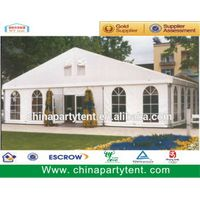 Cheap white wedding party tent for sale
