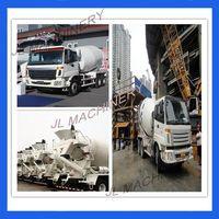 truck mounted concrete mixer(6/9/10/12/14CBM)