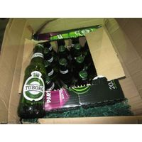 Dutch heineken Beer cans and bottles - 250 ML - 330 ML