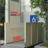 T rail wheelchair lifts