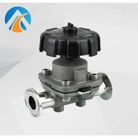 Sanitary stainless steel diaphragm valve thumbnail image