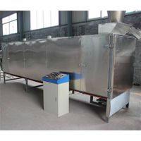 Multilayer Electric / Gas Continous Dryer For Puffed Food Artificial Rice thumbnail image