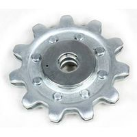Idler sprocket AH103303 for John Deere Row Crop Head.
