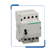ICT 25A 3 Pole low voltage Household modular Contactor supplier thumbnail image