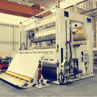 Kraft paper mill paper slitter rewinder machine,rewinder machine for paper